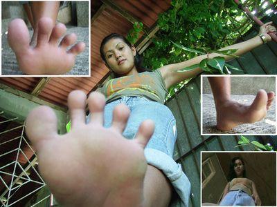 Asian Footworship